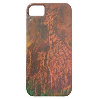 Giraffes. iPhone 5 Cases
