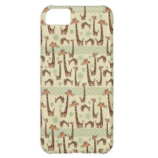 Giraffes iPhone 5C Case