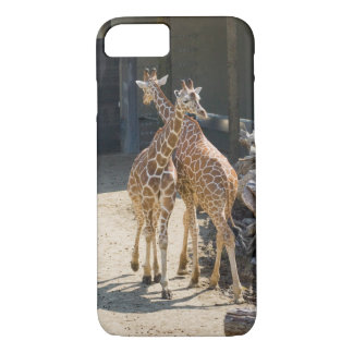 giraffes iPhone 7 case