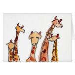 Giraffes • Max Hutcheson, Age 11