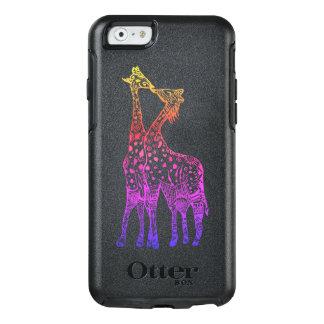 Giraffes OtterBox Apple iPhone 6/6s Symmetry