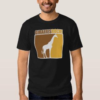 Giraffes Rock! #2 Shirts
