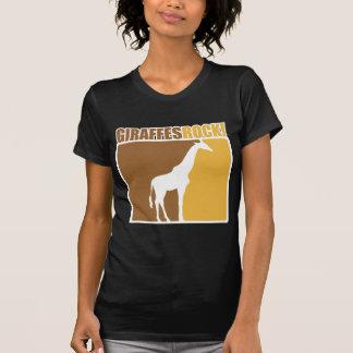 Giraffes Rock! #2 T-shirt