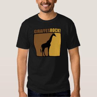 Giraffes Rock! Shirt