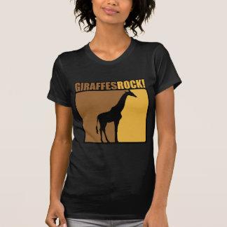 Giraffes Rock! Shirts