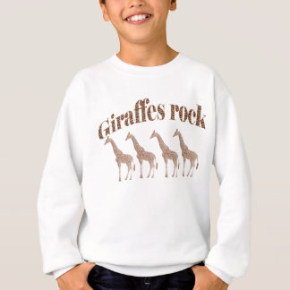 Giraffes Rock T-Shirt