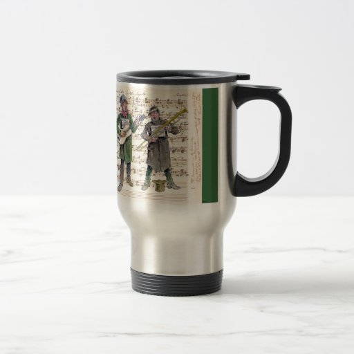 Giraffier/Mandolin~Patachon/Trombone-Rosinni S/M Coffee Mug