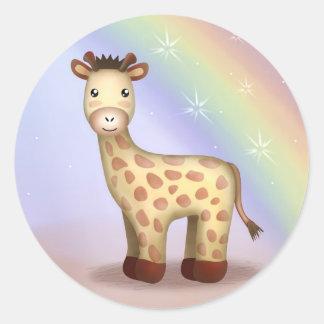 Giraldo the Giraffe - Stickers