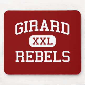 Girard - Rebels - Middle School - Dothan Alabama Mouse Pads
