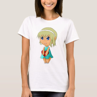 Girl and its heart T-Shirt