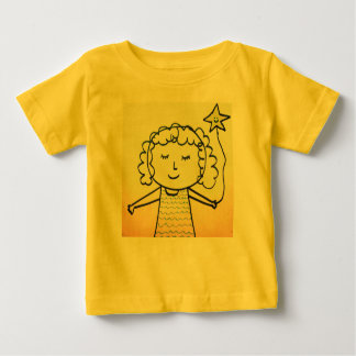 girl and star t baby T-Shirt