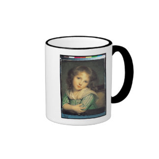 Girl at the Window Coffee Mugs