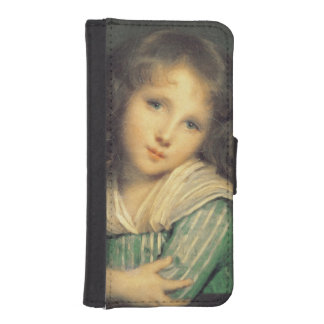 Girl at the Window Phone Wallet Cases