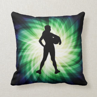 Girl Athlete; Cool Cushion
