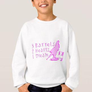 GIRL BARREL RACING SWEATSHIRT