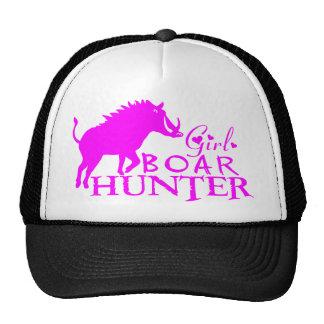 GIRL BOAR HUNTING HAT