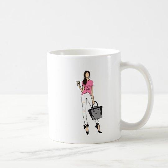 Girl Boss - Coffee Mug