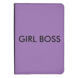 Girl Boss Kindle Cover