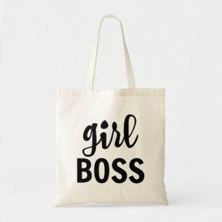 'Girl Boss' Tote Bag