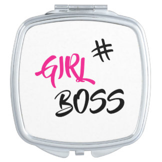 GIRL BOSS TRAVEL MIRRORS