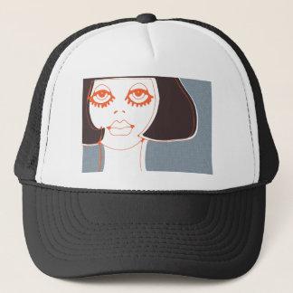Girl C Trucker Hat