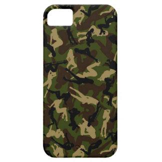 Girl Camo Case iPhone 5 Case