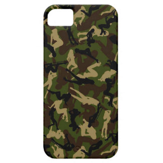 Girl Camo Case iPhone 5 Covers