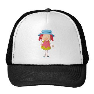 girl cap