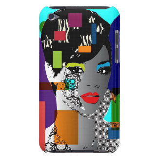 Girl Case-Mate iPod Touch Case