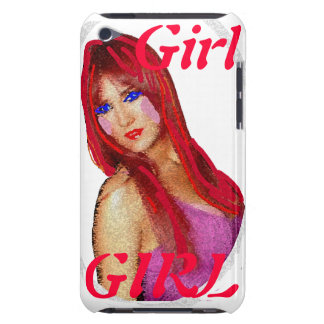 Girl iPod Touch Cover