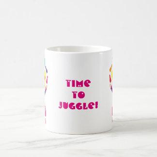Girl Clown Mug