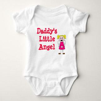 girl, Daddy's Little Angel Tshirts