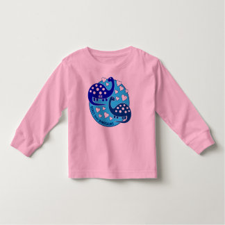 Girl Dinosaur Shirt | Girl Dinosaur Party
