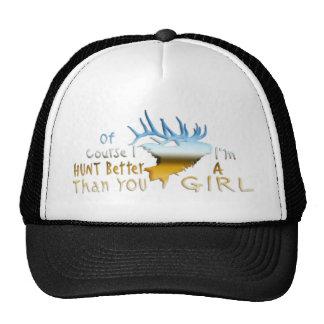 GIRL ELK HUNTING HATS