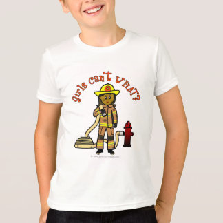 Girl Firefighter T-Shirt