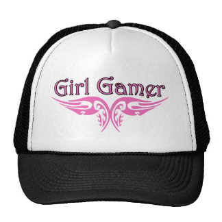 Girl Gamer Cap