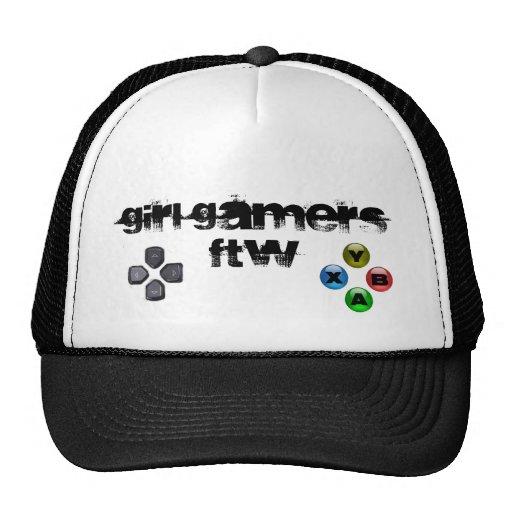 Girl Gamer FTW Hat
