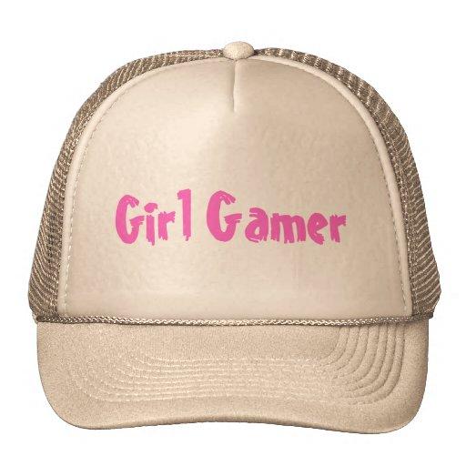Girl Gamer Mesh Hat