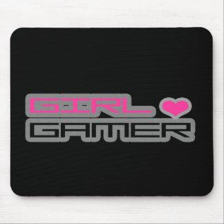Girl Gamer Mousepad