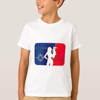 Girl Gamer Pwns You! T-Shirt