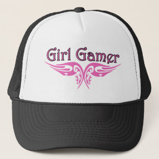 Girl Gamer Trucker Hat