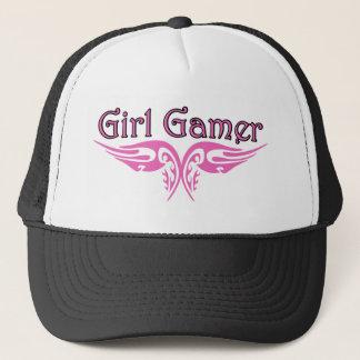 Girl Gamer Trucker Hat