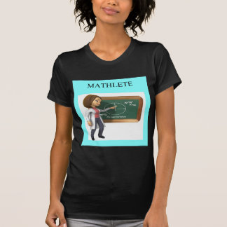 girl geek math goddess shirts