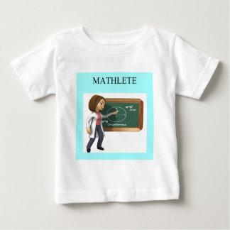 girl geek math goddess t shirt
