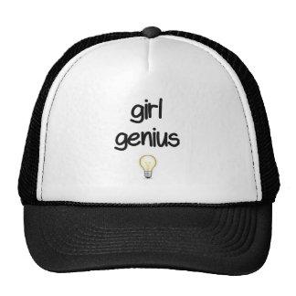 Girl Genius Mesh Hat