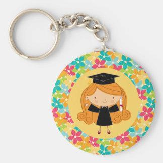 Girl Graduation Gift Key Chains