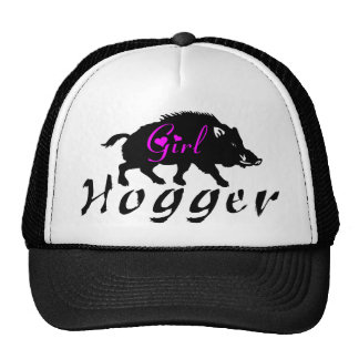 GIRL HOG HUNTING HAT