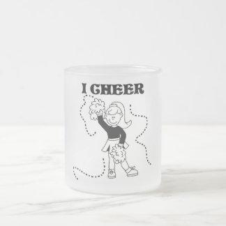 Girl I Cheer Tshirts and Gifts Coffee Mug