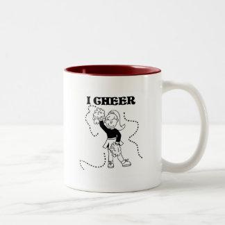 Girl I Cheer Tshirts and Gifts Coffee Mugs