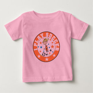 Girl I Play Soccer T-shirts and Gifts